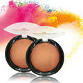 Masro Venda Quente Bronzer Cheek Color Blush Blush Baked Palette Rosto Maquiagem Profissional paleta de blush de Miss Rose Marca