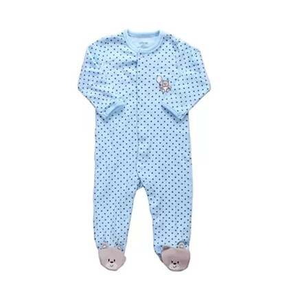 e77cc375d New Arrival Little Me Baby romper Baby boy baby girl romper Long sleeve  one-piece baby jumpsuit