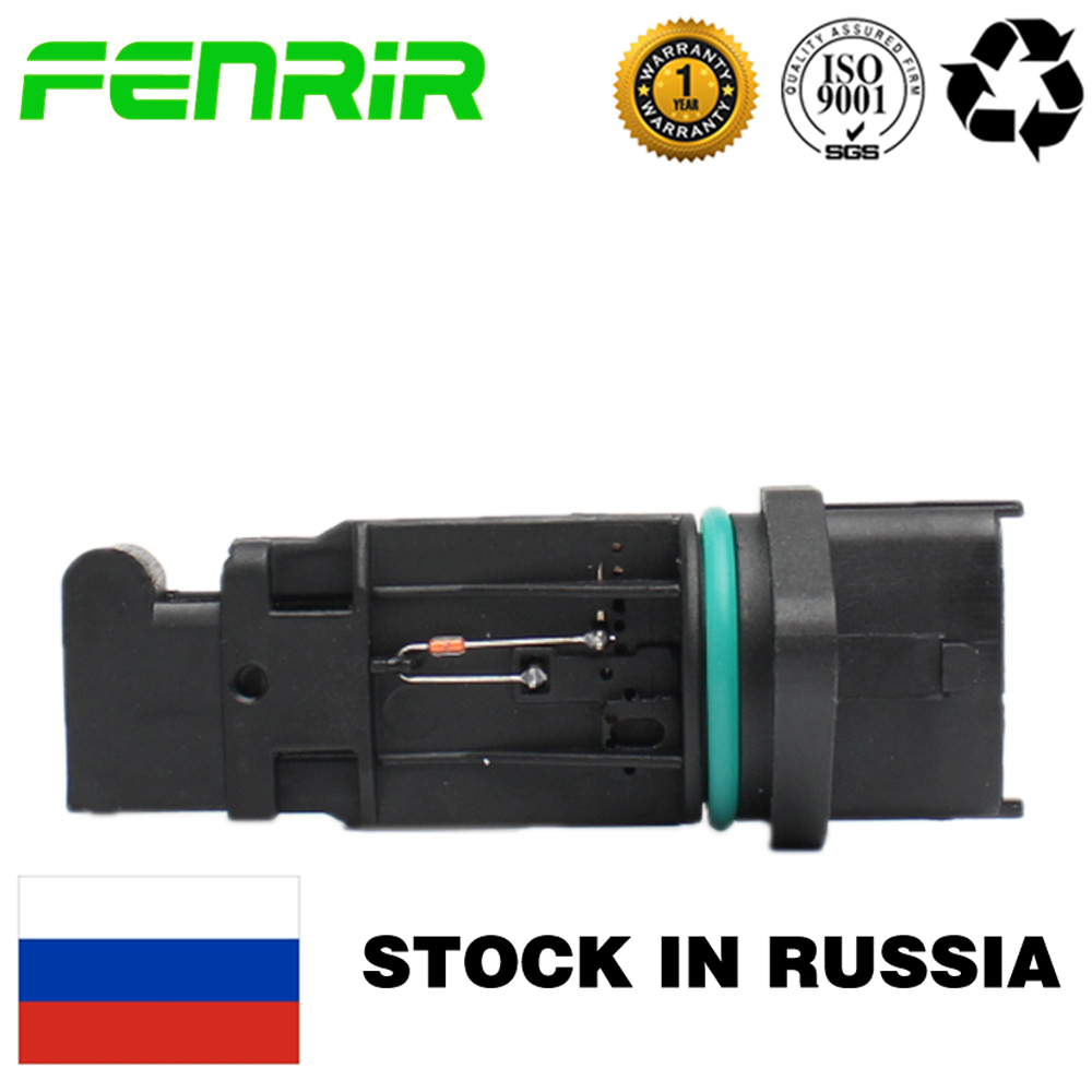 MAF Mass Air Flow Sensor for UAZ 220694 220695 3160 Patriot Sobol Hunter Chevrolet NIVA VAZ F00C2G2044 0280218037 F 00C 2G2 044