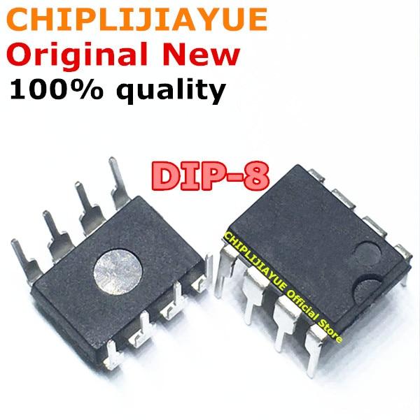 (10piece) 100% New UC3842AN 3842AN UC3842BN UC3842 DIP-8 Original IC Chip Chipset BGA In Stock