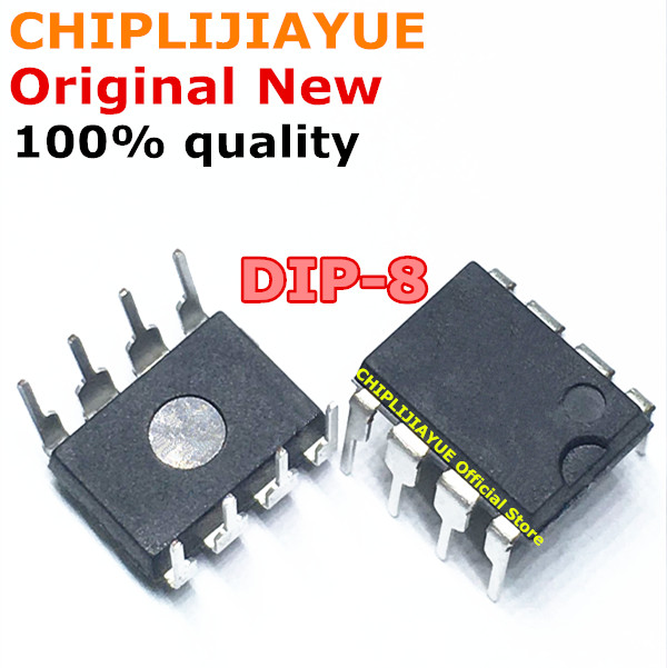 (10piece) 100% New UC3842AN 3842AN UC3842BN UC3842 DIP-8 Original IC Chip Chipset BGA In Stock