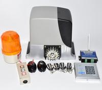 Operador automático do motor da porta do abridor da porta do motor 220 v 600kg gsm da c.a. com acessórios opcionais
