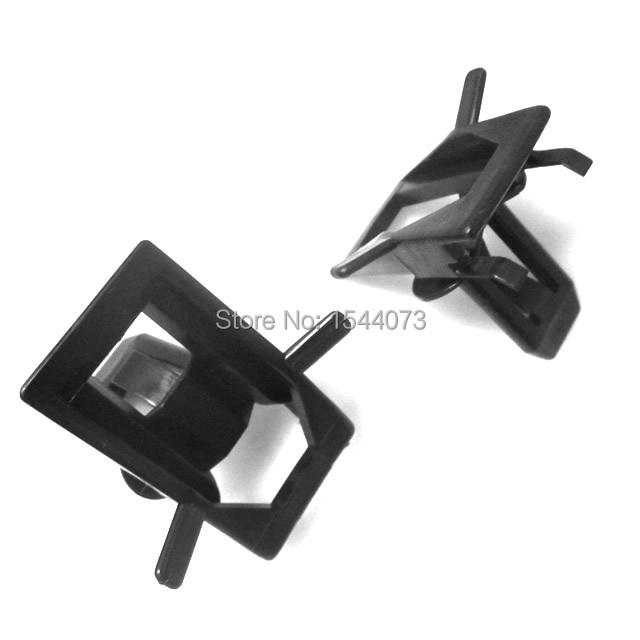 5 pcs 78-88 GM windshield upper garnish moulding headliner clips