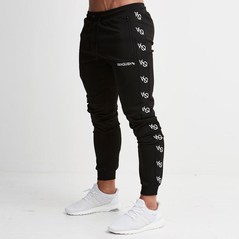 Running Pants Sports & Entertainment Autumn Winter Men Jogger Brand Sweatpants Man Running Sports Workout Training Trousers Male Gym Fitness Bodybuilding Slim Pants To Suit The PeopleS Convenience