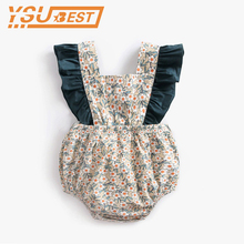 Cotton Baby Clothes New Baby Rompers For