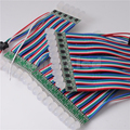 50Pcs parallel single line driver chip WS2821 replace WS2811 WS2801 Module DC5V