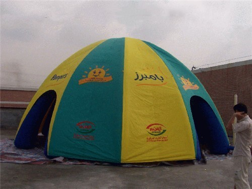 New Design cheap China Factory Customized Inflatable Tent Camping/unique camping tents