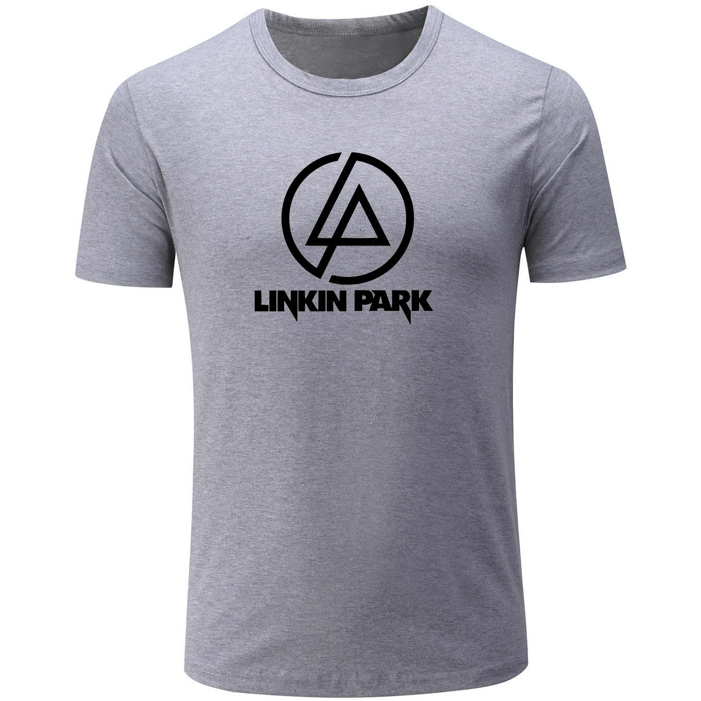New Linkin Park Symbol Fitness T Shirt Men Women Cool Rock T Shirt Short Sleeve Girls Boys Tshirts Hip Hop Tops Streetwear Tops