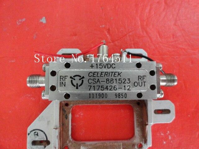 BELLA CELERITEK CSA 881523 15V SMA Supply Amplifier