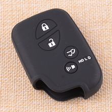CITALL 4 кнопки силиконовые ключи оболочка крышка подходит для LEXUS ES GS IS LS LX RX CT HS250h GX460 CT200h RX350 RX450h GS430 GS300