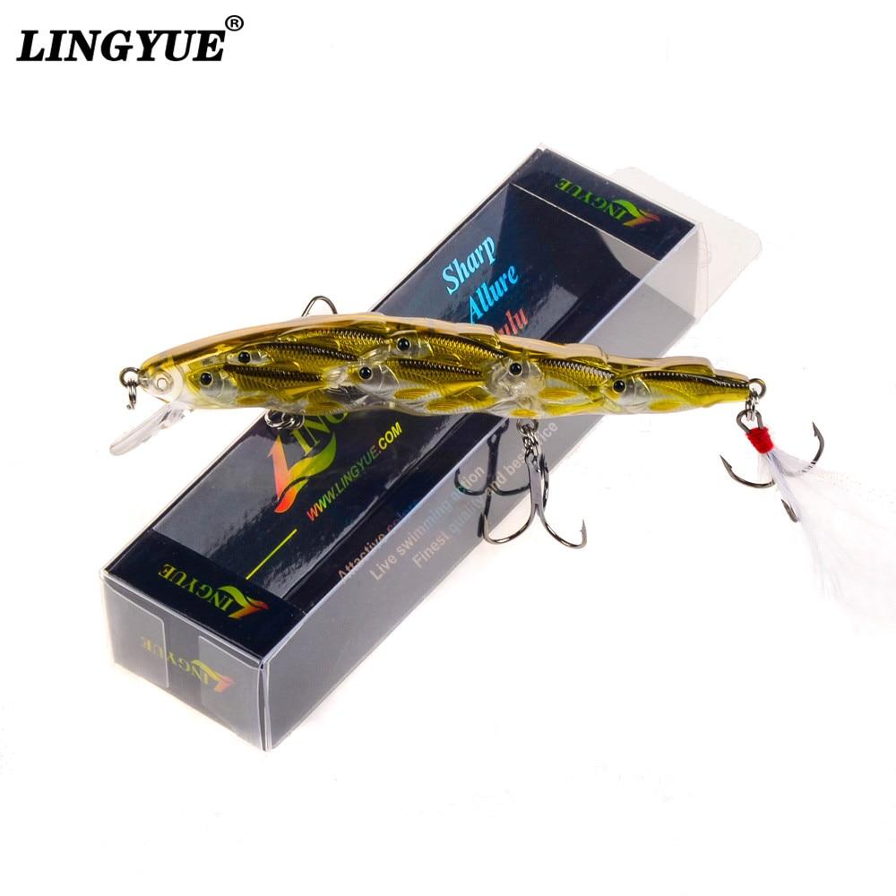 New Arrival Shoal Type Minnow Hard Baits 115mm 15.7g Fishing Lure 3pcs 4# Hooks Crankabaits 5 Colors Wobbler With Feather Hook fishing baits with hook color assorted 5 pack