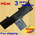 Novo original bateria ap11d4f ap11d3f para acer aspire s3 s3-951 ms2346 s3-951-2464g24iss s3-951-6646 s3-951-6464 bateria do portátil