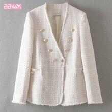 top weave casual jacket