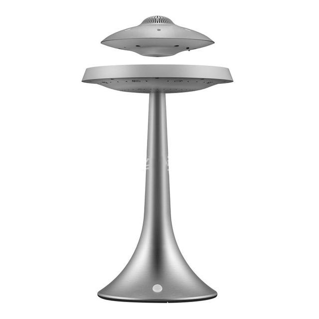 Levitating UFO Table Lamp with BT Speaker