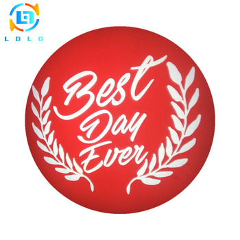 Hot Selling CE an RoHS Certified High Definition Glass Gobo for Projector Great Quality Professional One Color Custom Glass Gobo