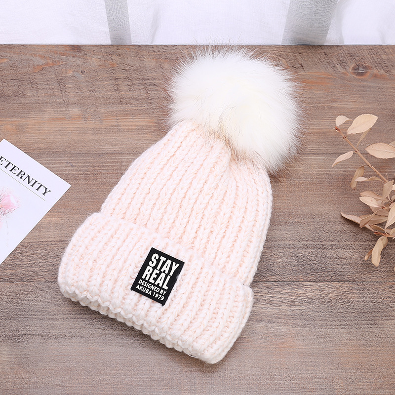 Winter Hat Top Fashion 2017 New Autumn Toca Gorros Beanie Winter Knitting Wool Hat Casual Caps Women Beanies Knitted Gorro Warm fashion autumn and winter knitting wool hat men and women winter cap lovely hair ball beanies bone gorros accessory colorful new