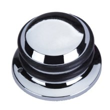 HOT 8X Tone button in Metal of plating chromium for electric bass guitar