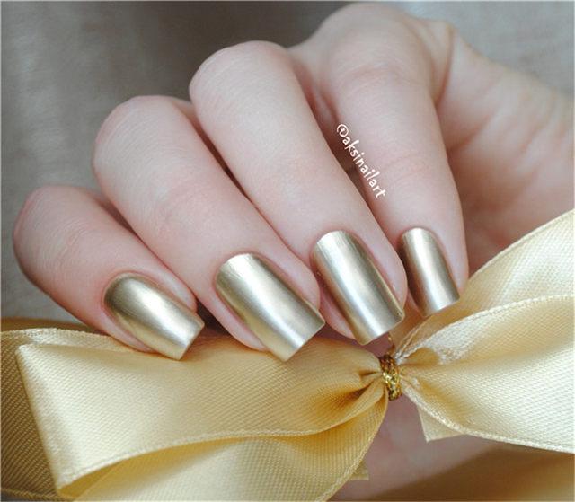 Tienda Online Ur AZÚCAR rosa metálico esmalte laca de uñas efecto ...