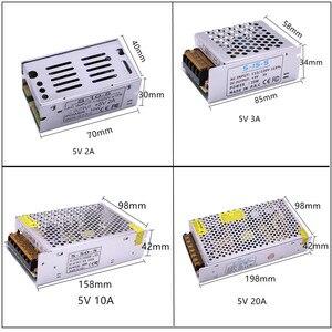 Image 2 - Adaptateur dalimentation pour transformateur déclairage Led bande, pilote AC100 240V LED à DC5V 12V 24V, 1A 2A 3A 5A 10A 15A 20A 30A 40a 60a