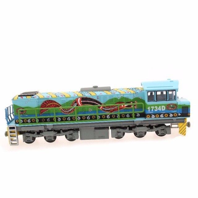 Hot sale 1:76 Scale Train Models Kuranda Train Die cast