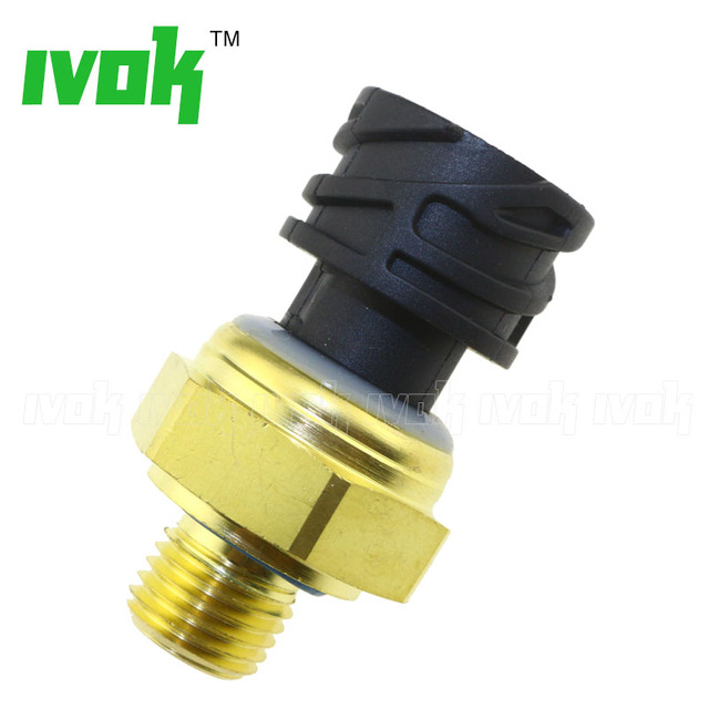 US $27 88 15% OFF|Turbocharger Engine Oil Pressure Sensor Switch Sender For  DAF CF85IV XF95 XF105 1826279 2041677 2126981-in Pressure Sensor from