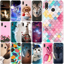 Huawei P Smart 2019 Case Silicone Cover Huawei P Smart 2018 Case Cover Huawei P Smart Plus Case Cover Huawei PSmart Phone Case все цены