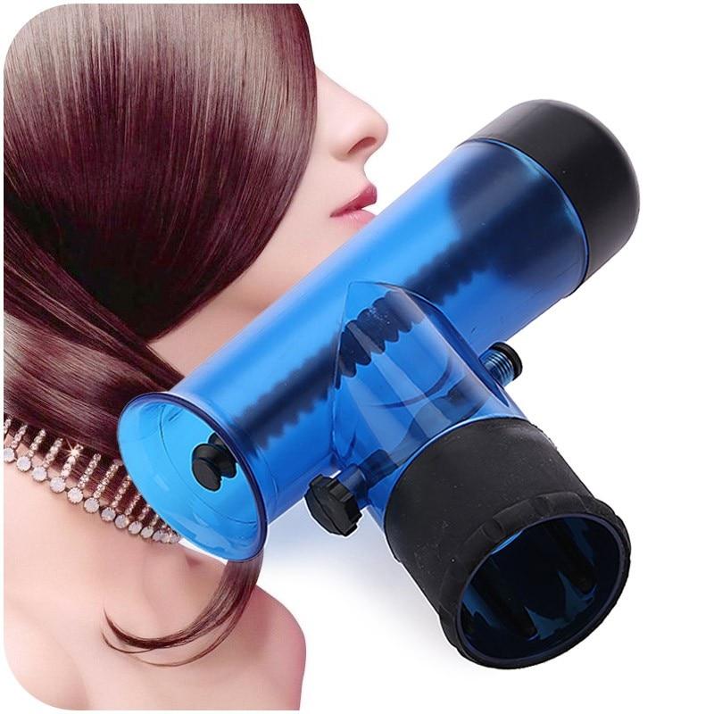 Tharëse flokësh profesionistë Difuzeri magjik i erës magjike - Kujdesi dhe stilimi i flokëve