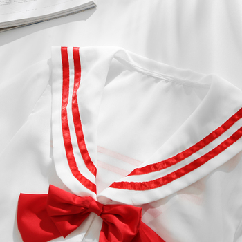 Cute Sailor Lolita Erotic Japanese Sexy Student Uniforms 1