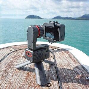 Image 4 - FeiyuTech הרשמי V1 חצובה Gimbal חצובה עבור טלפון נייד מצלמה מייצב אביזרי עבור WG2/WG/WGS/WG מיני/WG לייט