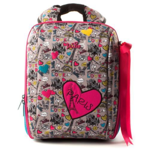 Delune Marke Kinder Ergonomische Design Jungen 3D Cartoon Schul Rucksack EVA Gefaltet Nylon Orthopädische Kinder Schule Taschen Für Mädchen-in Schultaschen aus Gepäck & Taschen bei  Gruppe 3
