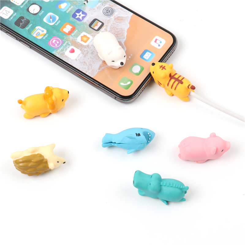 Animal Phone Charger Accessory 3