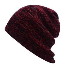 Fashion Beanie Bonnet Autumn Winter Warm Hats Hip-hop Cap Skullies 2017 Hat For Women Beanies Balaclava Men Caps beanie 8 color