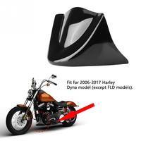 Motorcycle Front Chin Spoiler Air Dam Fairing Windshield Mudguard for Harley Dyna 2006 2017 Mudguard Motorcycle Accesorios Moto