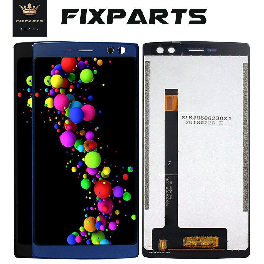 Pour 6.0 Doogee BL12000 LCD Affichage à L'écran Tactile Digitizer Assemblée bL 12000 Doogee BL12000 Pro LCD Noir/Bleu pièces de rechange