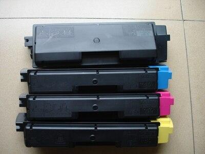 US $34 4 |Compatible toner cartridge for Kyocera ECOSYS P7040cdn TK  5160/5161/5162/5163/6164 toner cartridge-in Toner Cartridges from Computer  &