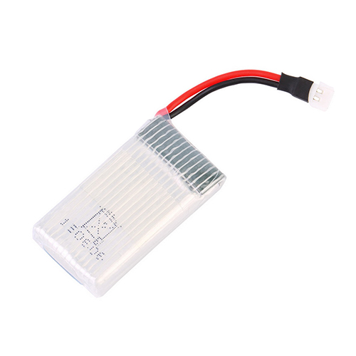 High Quality 3.7V 600mAh 25C Lipo Battery Part for WLtoys V931 SYMA X5C Quadcopter Drone 92M4-in Parts & Accessories from Toys & Hobbies
