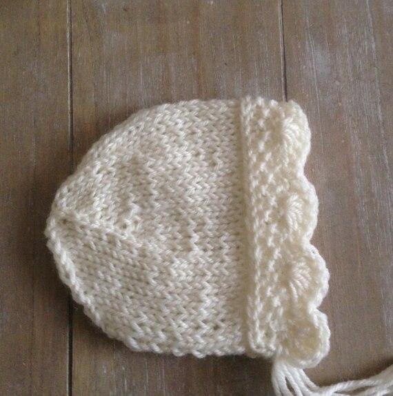 tricoter un bonnet pour nouveau ne