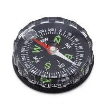 Карманная кнопка для выживания, наполненная жидкостью, дизайн компаса для альпинизма, пешего туризма, кемпинга на открытом воздухе
