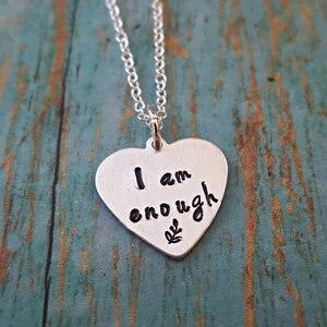 Ожерелье из нержавеющей стали с символом для восстановления здоровья женщин и девочек YLQ0698