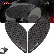 Мотоцикл Танк Pad протектор Наклейка газа Колено сцепление тяги Pad Сторона для Honda CBR1000RR CBR 1000 RR 2008-2011 2012