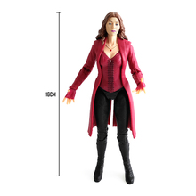 Marvel Avengers Scarlet Witch 7 Inch PVC Action Figure Model Toy Dolls  Collectible Children Gift New In Stock & Free Shipping