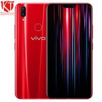 Original vivo Z1 Lite Mobile Phone 4GB RAM 32GB ROM Snapdragon 626 6.26 Android 8.1 Dual Camera 16.0MP 3260mAh Cell Phone