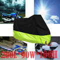 Motorbike Cover Motorcycle Outdoor UV Protective Scooter Rain Dust Waterproof M 200 x 90 x 100cm