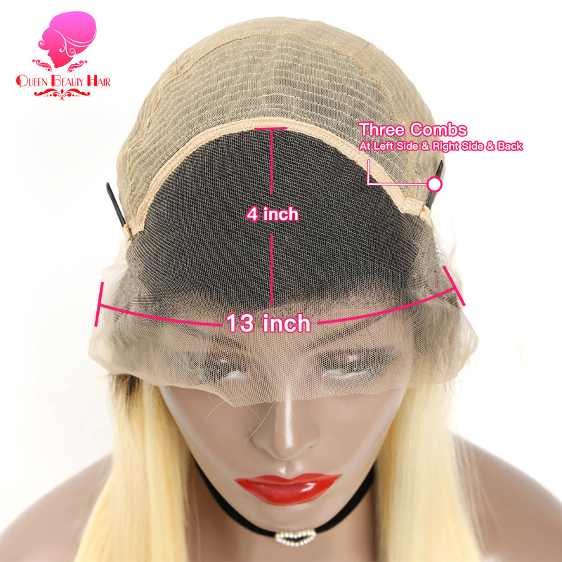 1b 613 ombre blonde wig (1)