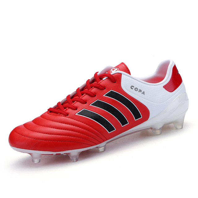 a598d162c soccer shoes for men outdoor training cheap copa soccer cleats adult kids  AG football shoes boys professional football boots