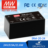 leading products MEAN WELL IRM-20-24 24V 0.9A meanwell IRM-20 24V 21.6W Single Output Encapsulated Type [Real6]
