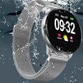 Желеобразная расческа IP67 Смарт-часы фитнес-Браслет активность динамический мониторинг сердечного ритма Счетчик шагов умные часы для Android ...