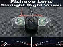цена на For Honda Spirior 2009 Europe Accord 1080P Fisheye Lens Trajectory Tracks Car Rear view Camera waterproof Backup Reverse Camera