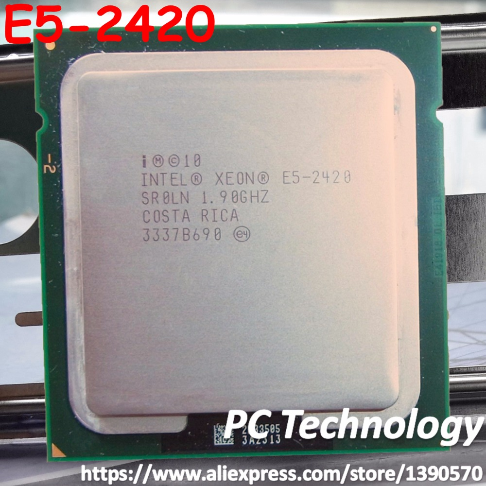 Intel Xeon E5-2620 V3 Socket LGA 2011-3 2.4GHz SR207 Hexa Core Processor WORKING
