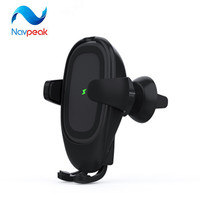 Qi Wireless Fast Charger Car holder Mount Charging for iPhone 8 8 Plus X Samsung Note 8 Galaxy S9,S8,S8 Plus,S7,S6,S6 Edge+